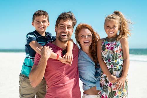 Wakacyjny wyjazd całą rodziną nad morze - co ze sobą zabrać