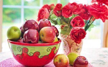 Jabłka mają dobry wpływ na nasz organizm